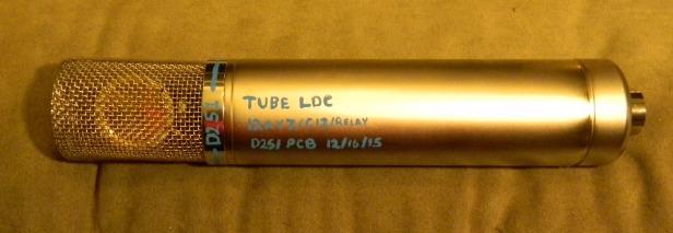 D251 tube mic