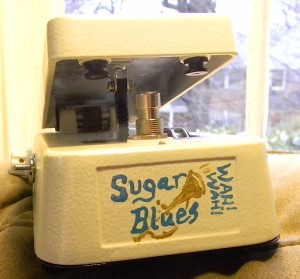 Sugar blues front