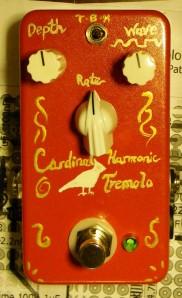 Cardinal trem #1