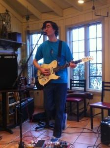 Jon at Brown's Orchard