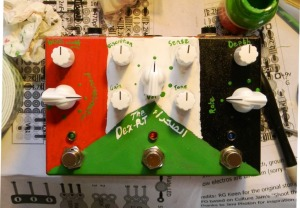 The Dez-Rrt - Mosno's Pedal