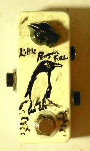LIttle Penguin Fuzz