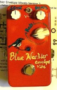Blue Warbler #7