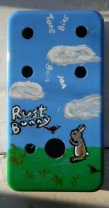 Rust Bunny enclosure PIF