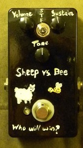Sheep vs Bee