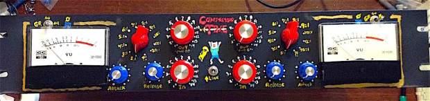 Compressor Time dual 1176
